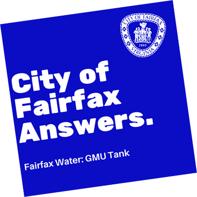 City of Fairfax Answers Fairfax Water GMU Tank