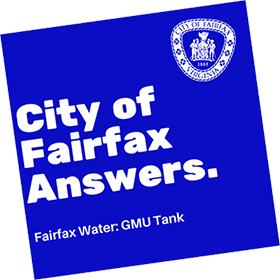 City of Fairfax Answers: Fairfax Water Tank at George Mason University (Updated)