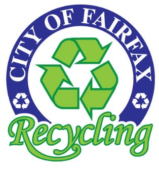 City of Fairfax recycling logo