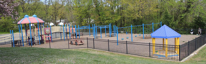 playground at Green Acres