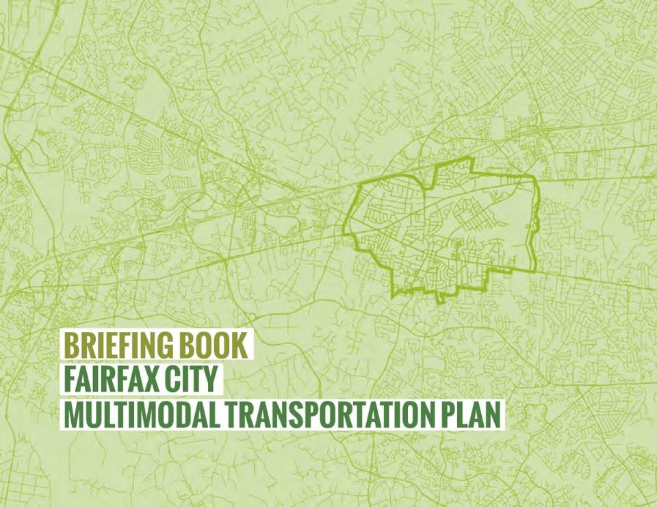 multimodal briefing book cover
