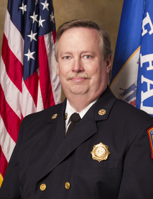 Fire Chief John O'Neal