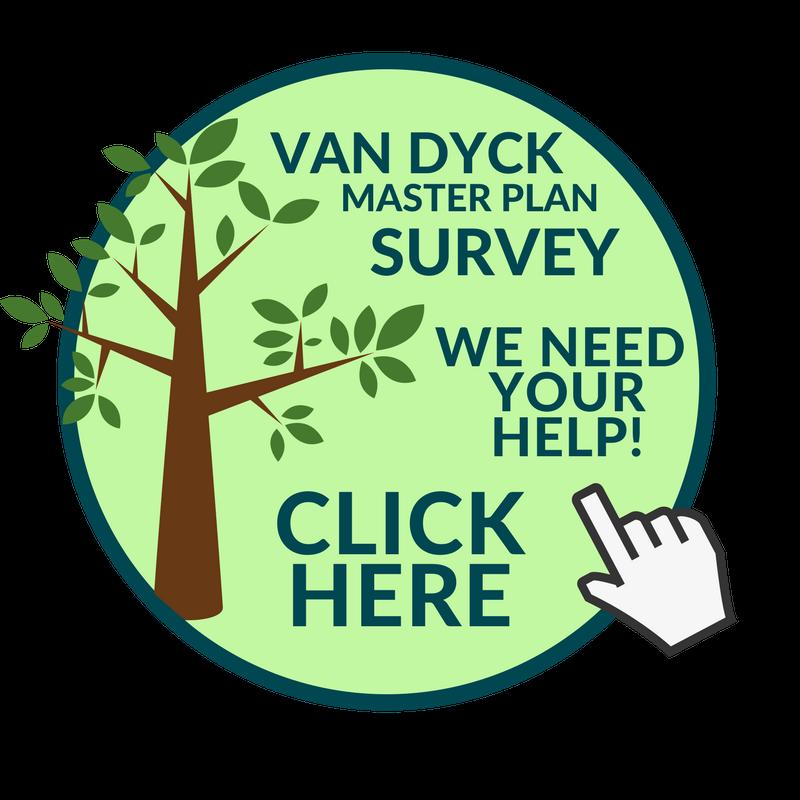 Van Dyck Survey Button