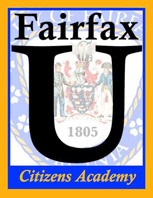 Fairfax University logo autumn 2017