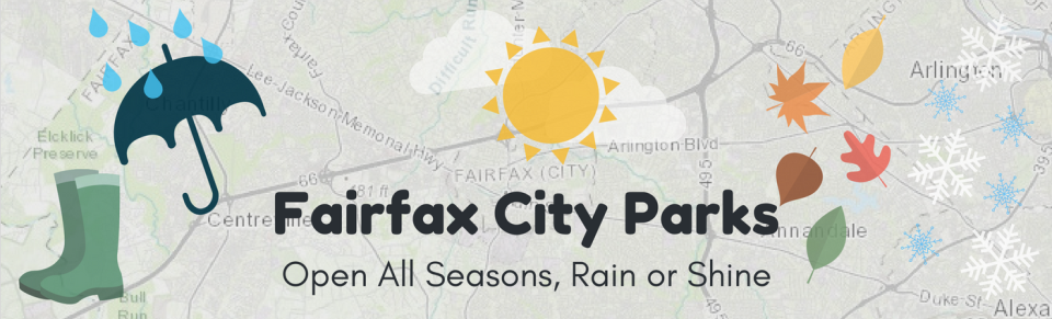 Fairfax City Parks Open All Year
