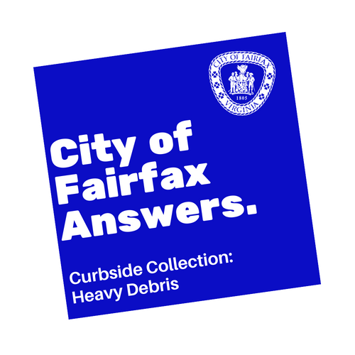 City of Fairfax Answers on construction debris