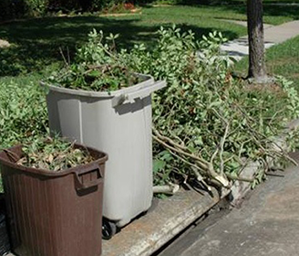 Yard Debris Collection During Holidays May Involve Atypical Delays