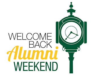2018 Mason Alumni Weekend logo