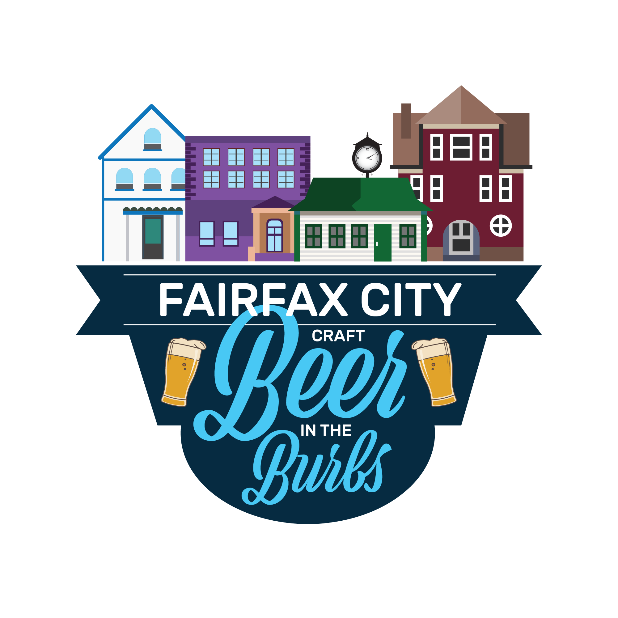 beer in the burbs logo