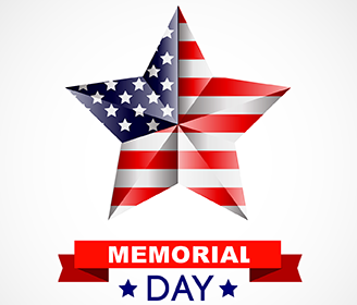 Holiday Closures: Memorial Day