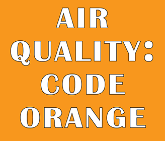 Air Quality Forecast: Code Orange 7/19-20