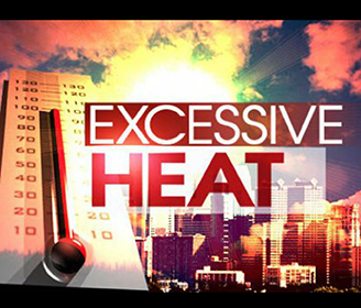 Weather Alert: UPDATED: Excessive Heat Forecast; Cooling Center at Green Acres Open
