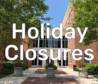 Holiday Closure, Service: Labor Day