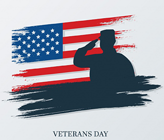 Holiday Closures, Service Information: Veterans Day