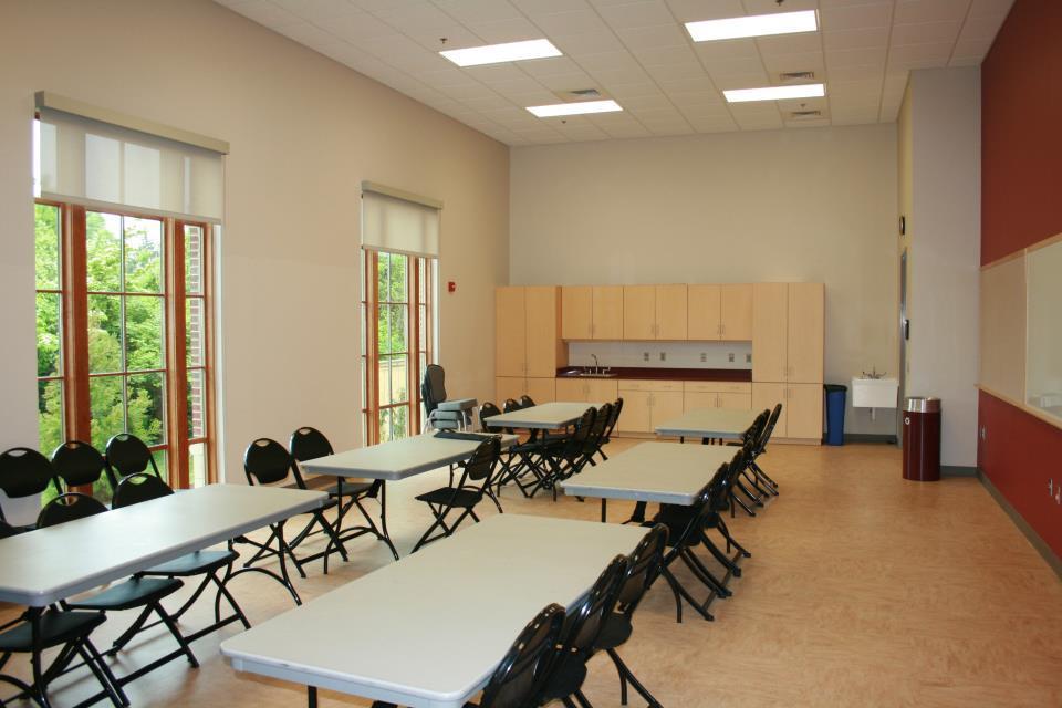 Stacy C Sherwood Community Center City Of Fairfax Va