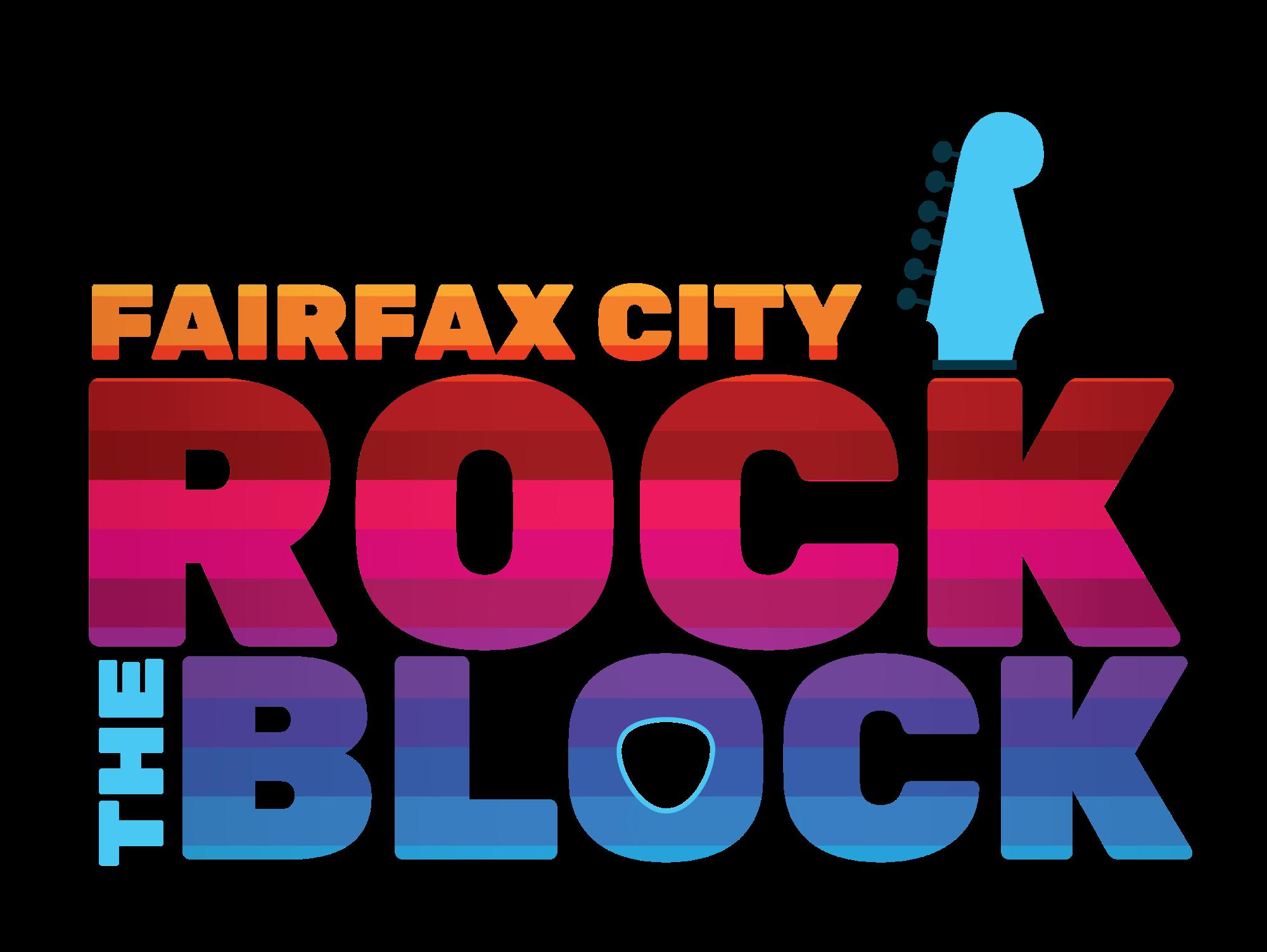2021 Fairfax Summer Rock The Block