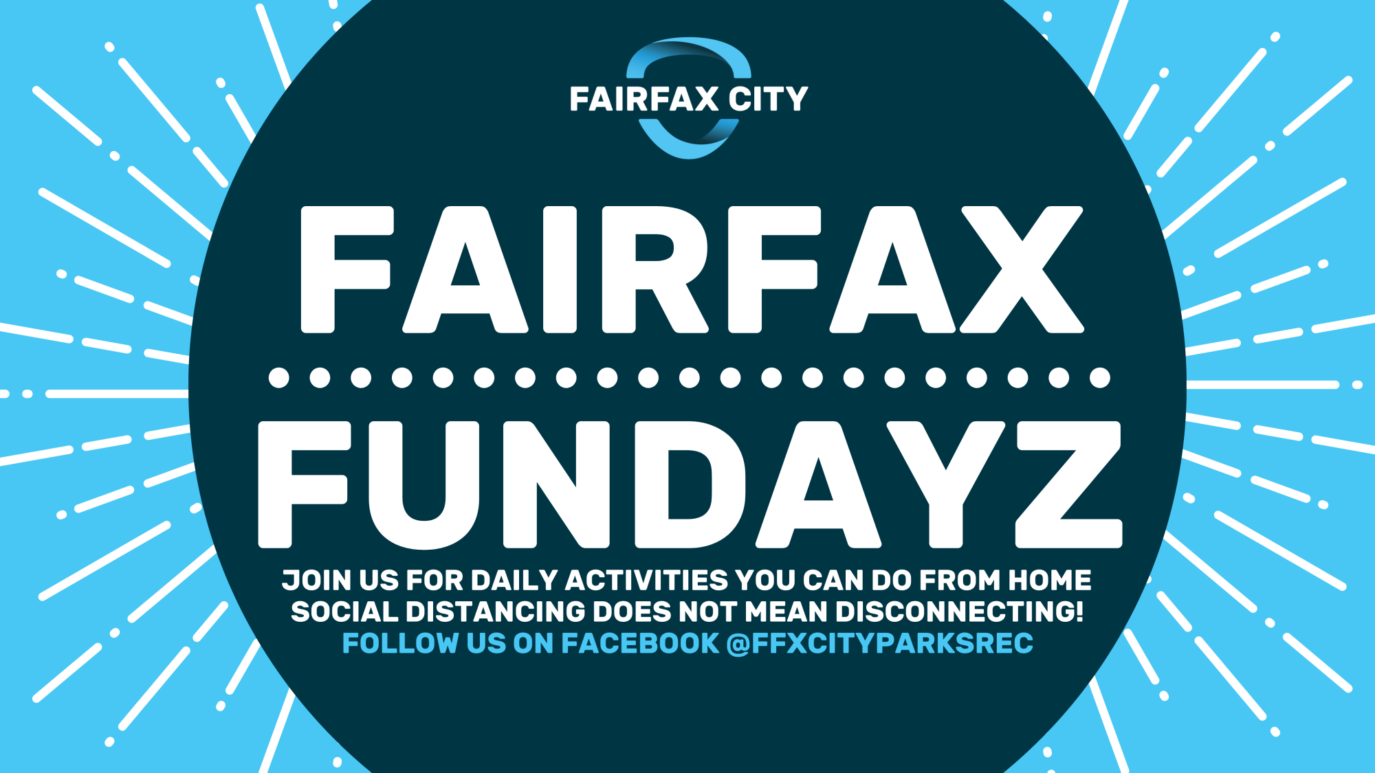 Fairfax Fundayz - Virtual Event!
