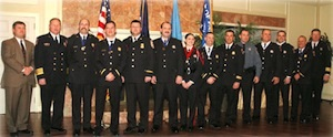 City of Fairfax Firefighters