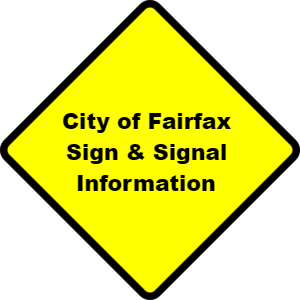 Sign & Signal Info Sticker