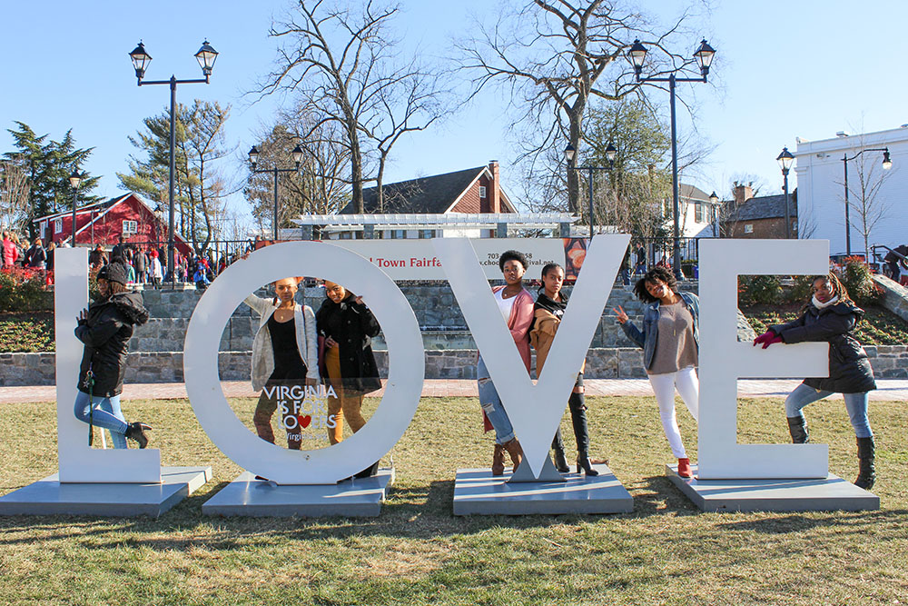 Loveworks Sign
